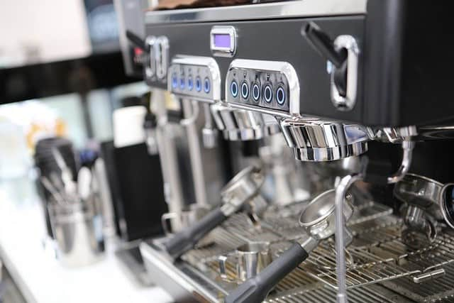 Espresso Machine Group Head Does Not Dispense Water