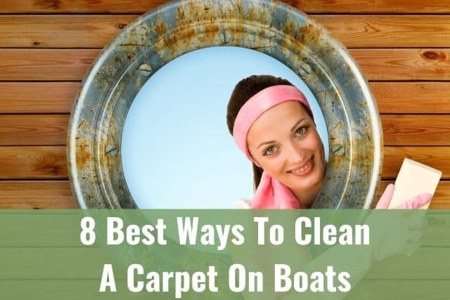8 Best Ways To Clean A Carpet On Boats