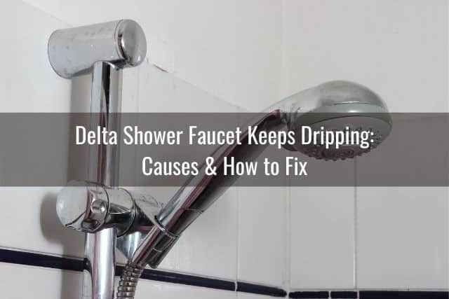 Delta Shower Faucet Keeps Dripping: Causes & How to Fix