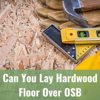 OSB and hardware tools