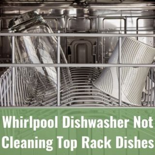 Dishwasher top rack
