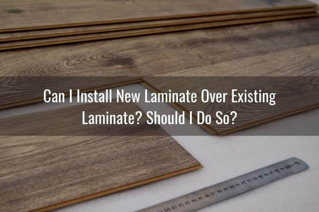 Put Laminate Over Old Floors, Can I Install Laminate Flooring Over Old